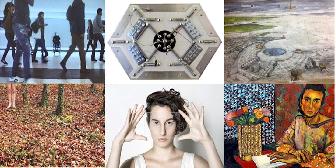 Evvi un'altra prospettiva… | Mostra internazionale d'arte visiva