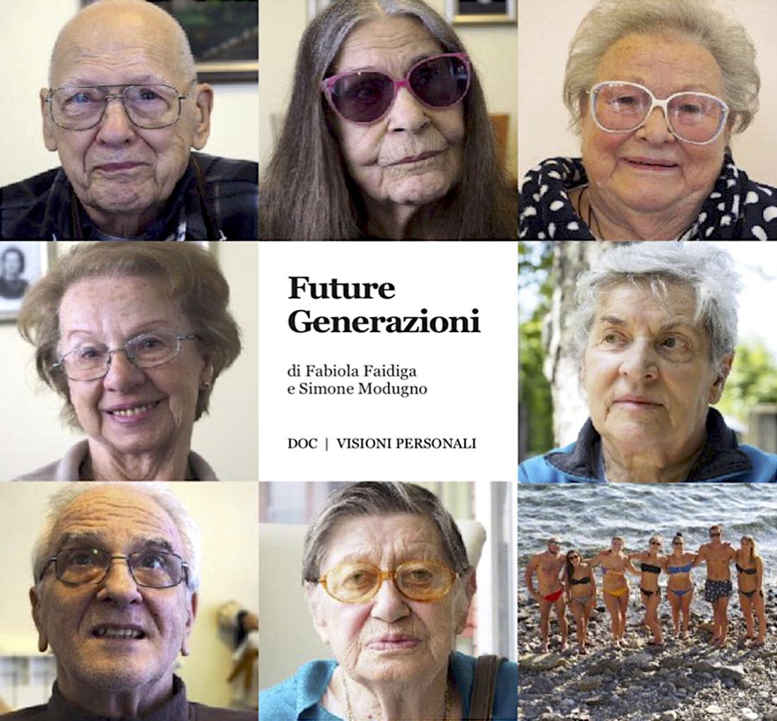 Future Generazioni | Fabiola Faidiga e Simone Modugno
