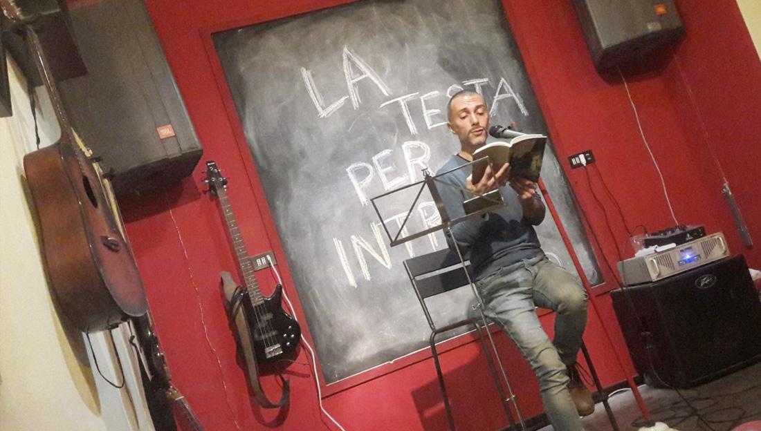 PIETRA E VENTO | Laboratorio di scrittura e reading