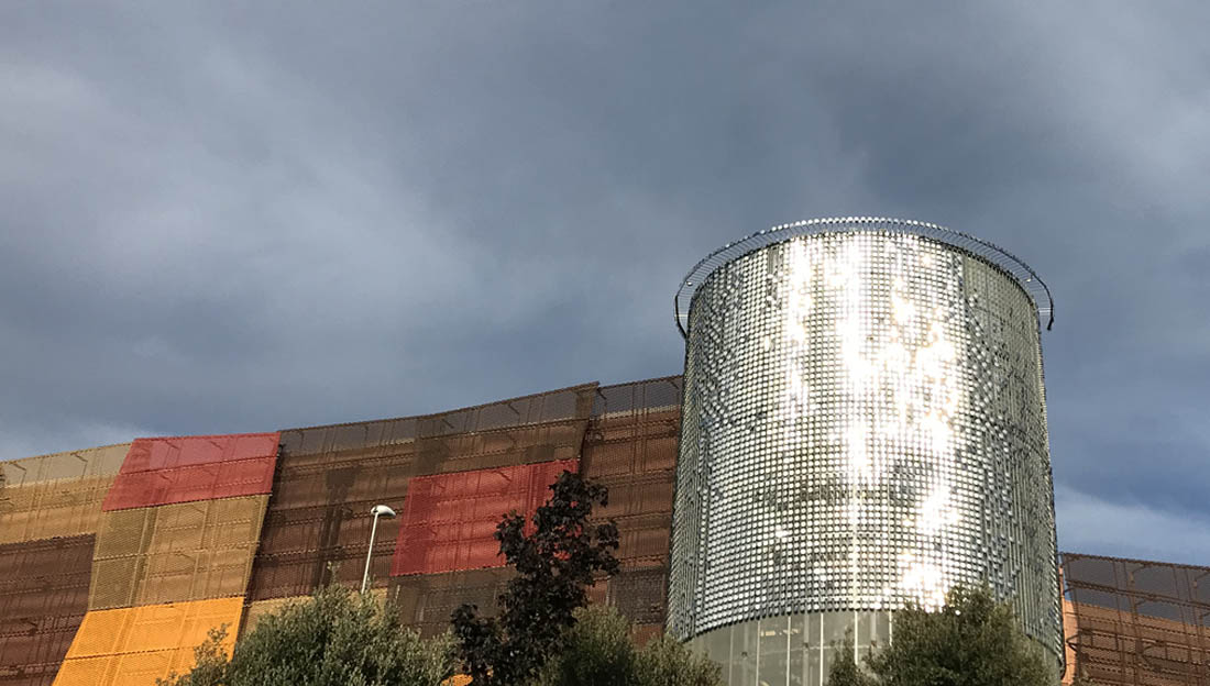 BORA LIGHTWAVES TOUR | Visita all'installazione di Ned Kahn